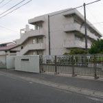 汲沢中学校まで1300m(学校)