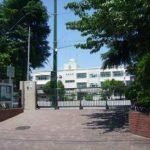 東中田小学校まで徒歩約2分。(学校)