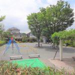 矢部町神明台公園近く