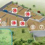 戸塚区汲沢1丁目 建築条件なし!  14宅地 2550~3100万円