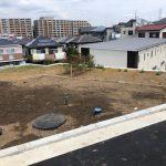 道路面からの⑦・⑧号地写真(5/31撮影)